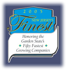 New Jersey's Finest - Fifty Fastest Growing Companies
